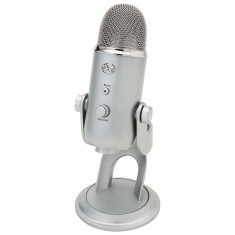 Blue Yeti USB Microphone Blackout Edition