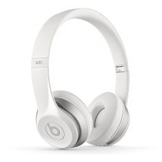 Pryma Headphones, White Gold & Grey